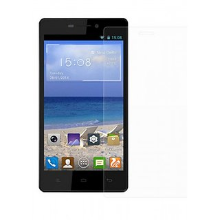 Gionee P4 Screen Guard Screen Protector High Definition Clear ( Pack of 2 )