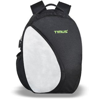 Timus  Celebrity  19 Litres  Black Laptop  Backpack
