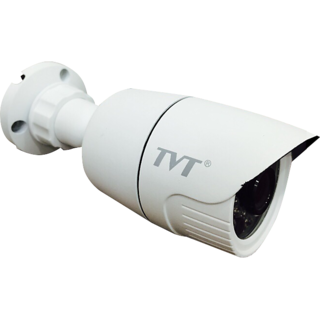 TVT CCTV Bullet Camera 2MP With Night Vision  Waterproof