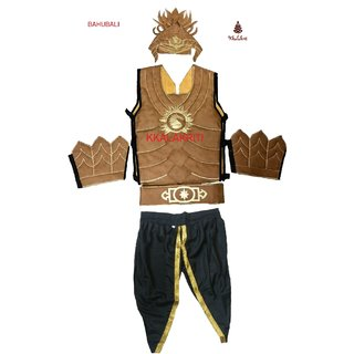 Superhero Bahubali Costume For Adult