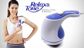 BBZ IMPORTED RELAX  TONE MASSAGER FOR FAT REDUCE  RELAXATION  + FREE BLUETOOTH PORTABLE SPEAKER WORTH RS 799