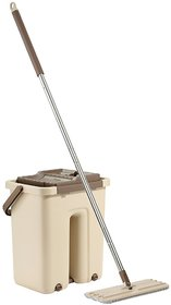 Maison  Cuisine World's Only Self Cleaning/Self Drying Mop  Bucket System Easily Gets Tile  Wood Floors Sparkling Cle