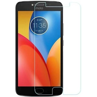 Kartik BUY 1 GET 1 FREE Motorola Moto E4 Plus   Tempered Glass Screen Guard