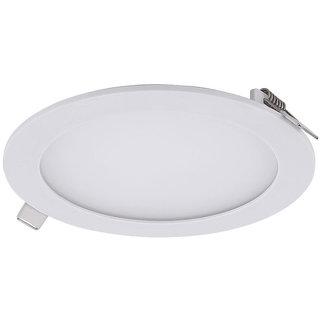 ROSETTE LED 6W Round Panel Available In 6000 K ,3000 K,4000 K (Pack of 6)
