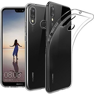 Honor P20 lite transparent back cover by Bodoma