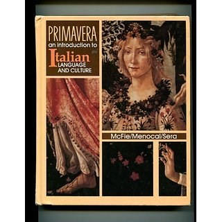 Primavera: An Introduction to Italian Language and Culture