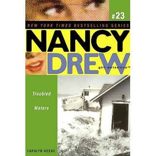 Troubled Waters (Nancy Drew (All New) Girl Detective)