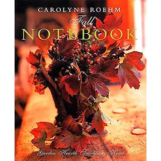 Carolyne Roehms Fall Notebook