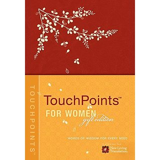 Touchpoints for Women Gift Edition: Gods Answers for Your Every Need