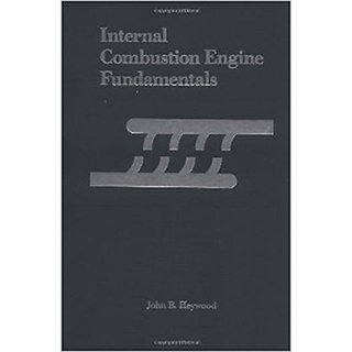 Internal Combustion Engine Fundamentals (MCGRAW HILL SERIES IN MECHANICAL ENGINEERING)