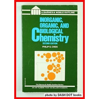 Chemistry: Inorganic Organic and Biological. 2d Ed