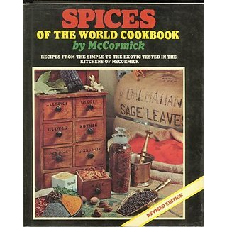 McCormick Spices of the World Cook Book