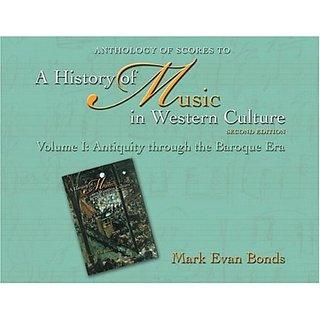 Anthology of Scores Volume I