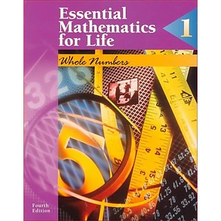 Essential Mathematics for Life: Book 1 -Whole Numbers (Essential Mathematics for Life Series No 1)