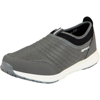 Sparx Mens Grey Black Sports Running Shoes