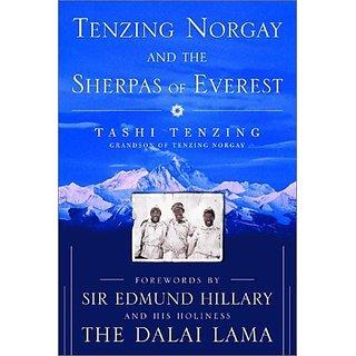 Tenzing Norgay & the Sherpas of Everest