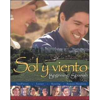 Sol y viento Student Edition with Online Learning Center Bind in Card