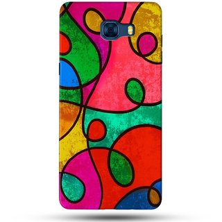 PREMIUM STUFF PRINTED BACK CASE COVER FOR SAMSUNG GALAXY J7 PRIME DESIGN 5876