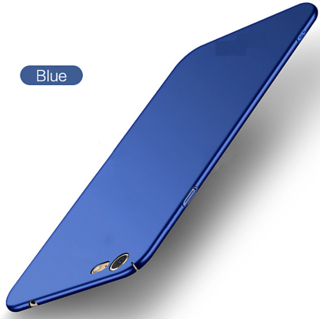 Vivo Y69 Back Cover case with Free Car Charger Combo Offer By Vinnx - Blue