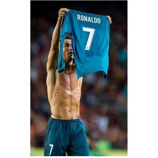 Cristiano Ronaldo sticker for room