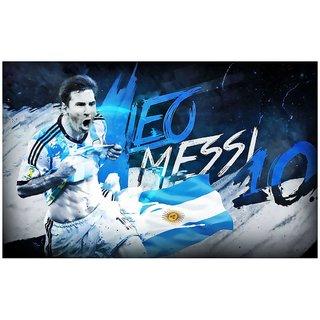 Lionel Messi sticker - leo messi sticker - messi stickers - messi motivational quotes sticker - Football sticker - sticker for room