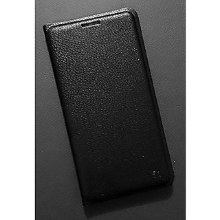 Exclusive Premium Flip Case Cover For VIVO Y51 / Y51 L - black