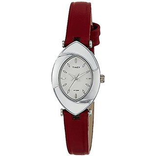 Timex Analog Silver Dial Womens Watch-TW0TL9204