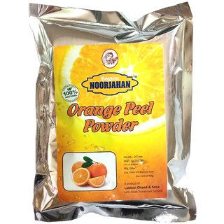 Orange Peel Powder -pure and natural - 400 gms