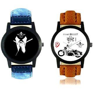 Professional Men And Royal Bullet Men's Combo Quartz Watch BY Harmi Exim