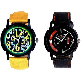 Awesome Exclusive Digits And Attractive Sport Design Quartz  Combo Analogue Wrist Watch By Ganesha Exim
