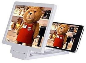 NEW 3D Enlarged Screen F1 Model Mobile 3DHD Big Screen Display