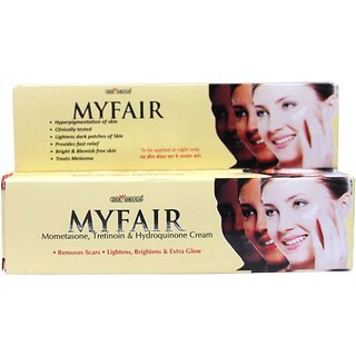 Myfair cream pack of 2