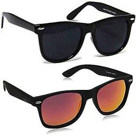 Combo of 2 wayfarer sunglasses
