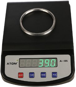 ATOM Digital Compact Scale With Max capacity 10 kg