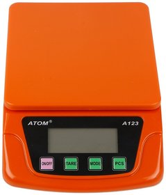 ATOM-A-123 Digital Kitchen Scale