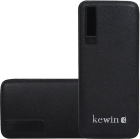 kewin PB-11k2 Fast Charging High Quality 11000 mAh Power Bank with 6 Months Manufacturing Warranty (Colour Black)