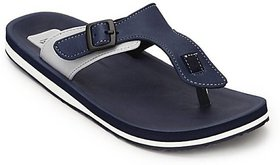 Adda Comfortable Navy Blue  Color Flipflops