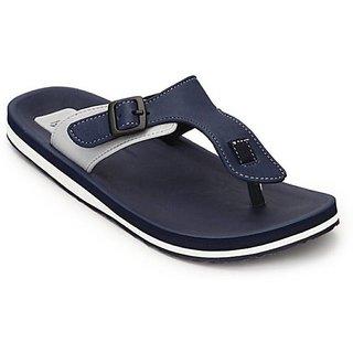 Adda Comfortable Navy Blue  Color Flipflops
