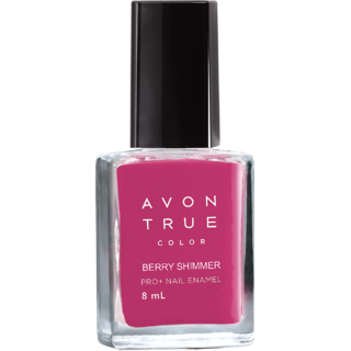 True Color NWP+ 8ml - Berry Shimmer