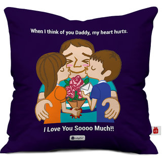 buy indigifts fathers day gifts from daughter love you dad quote