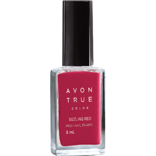 True Color NWP+ 8ml - Sizzling Red