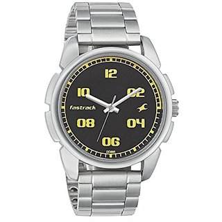 Fastrack NG3124SM02C Watch - For Men