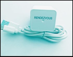 Rendezvous Dual USB Charger For Samsung Galaxy Grand Prime SM-G530