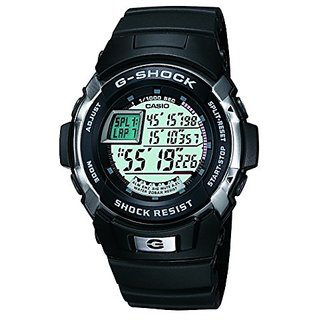 G-Shock Digital Black Dial Mens Watch - G-7700-1DR (G222)