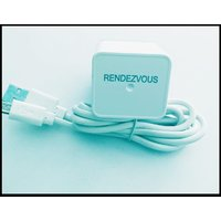 Rendezvous Dual USB Charger For Samsung Galaxy S 4 Mini