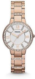 Fossil Chronograph Multi Round Women's Watch-ES3284