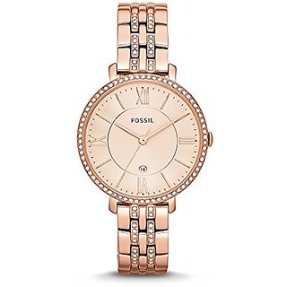 Fossil ES3546 Jacqueline Analog Watch (ES3546)