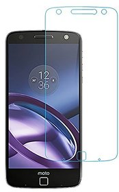 MB Star Premium Tempered Glass For Moto Z Play (2.5 Clear Transparent)Anti-Scratch
