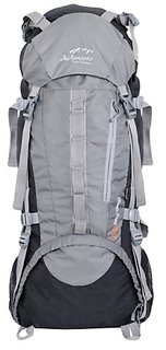 IFH 5205 Booster GREY Rucksack/ Trekking Bag /Backpack 75 Liters with Rain Cover