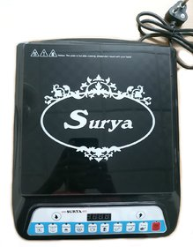 Surya A8 Induction Cooktop Black Induction Cooker Induction Cook Top